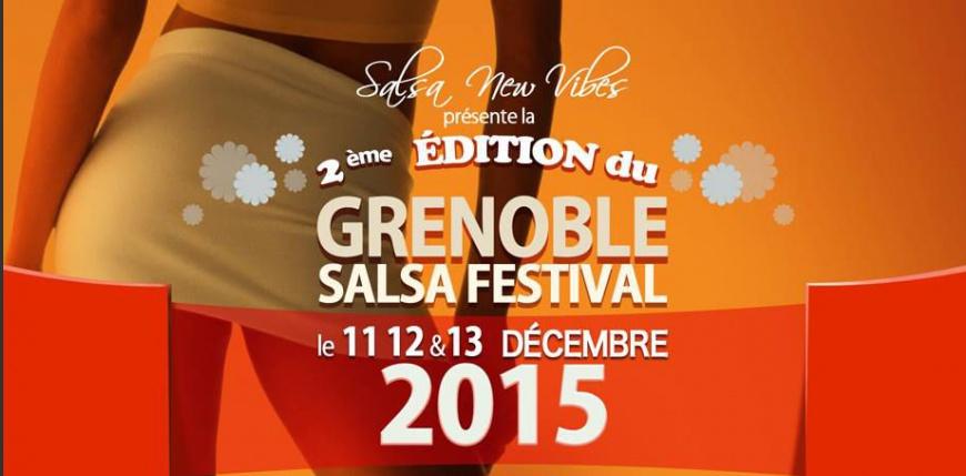 Grenoble Salsa Festival