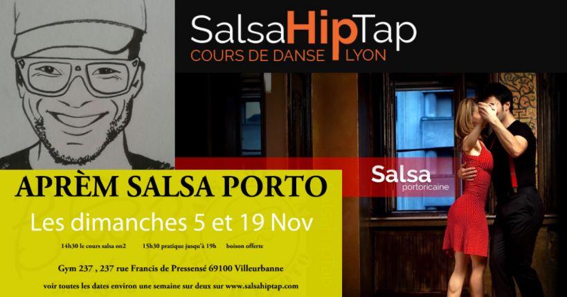 Les dates des après-midi salsa …