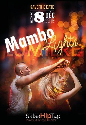 Mambotap Lights Lyon le 8 et 9 Déc 2018