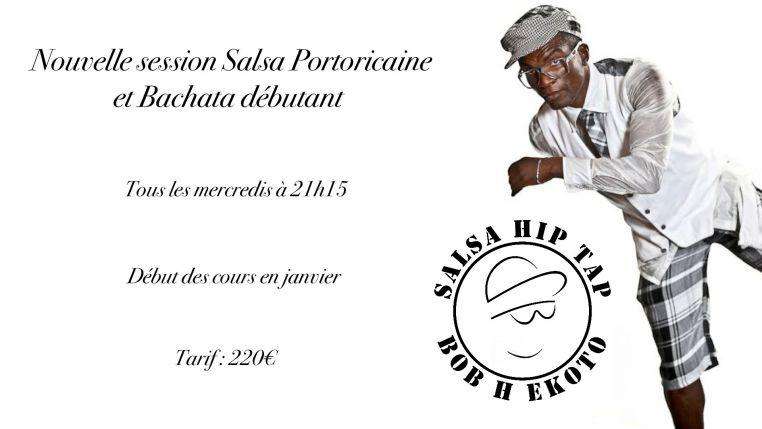 Nouvelle session Salsa Porto et Bachata débutante en Janvier 2020