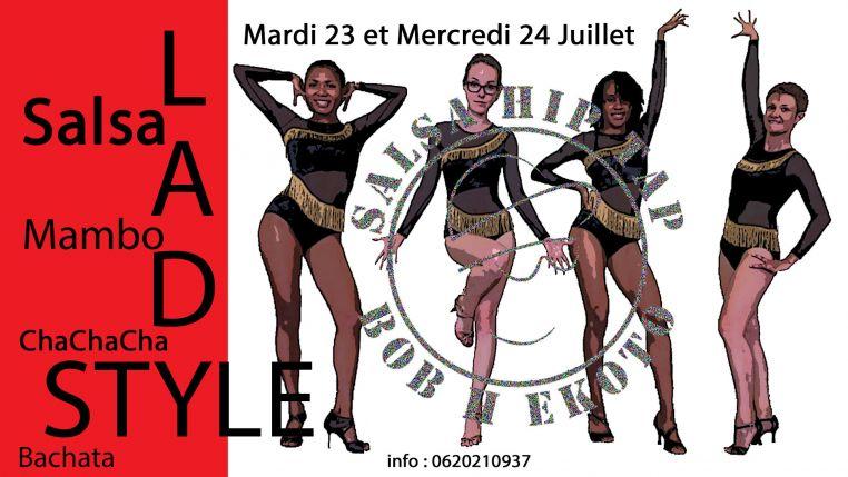 Stage de Lady Style le 26 Aout 2021